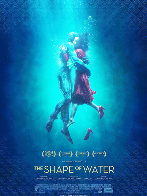 LA FORMA DELL'ACQUA – THE SHAPE OF WATER (2017)