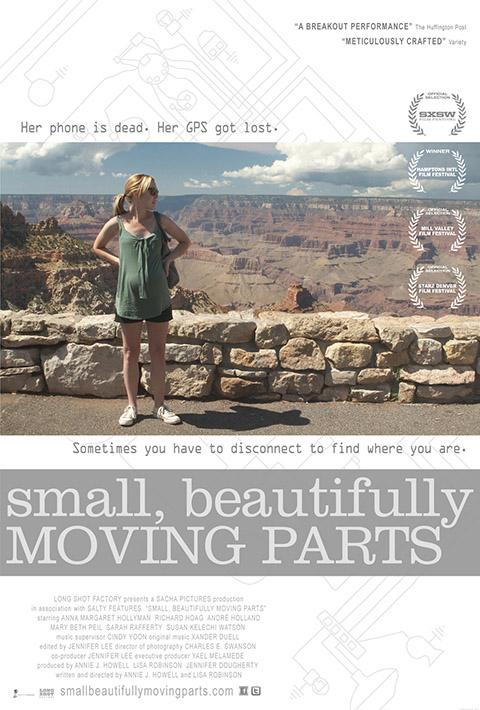 SMALL, BEAUTIFULLY MOVING PARTS (2011)