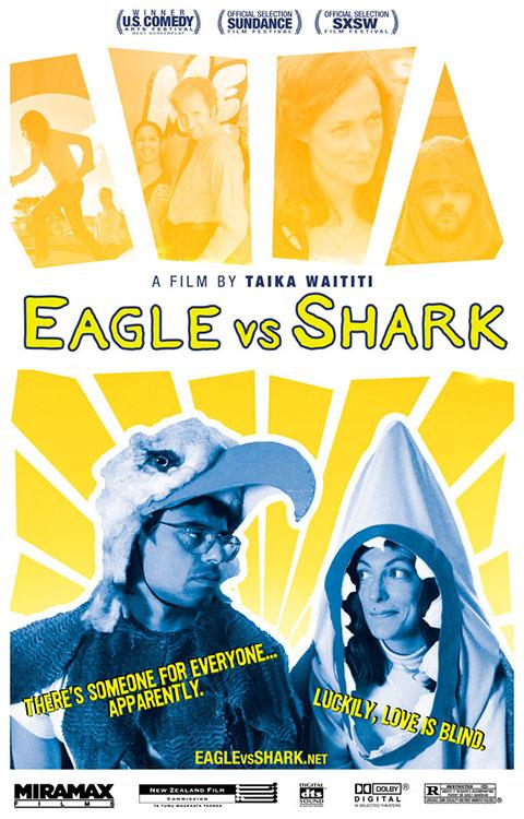 EAGLE VS SHARK (2007)