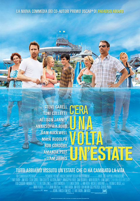 C'ERA UNA VOLTA UN'ESTATE (2013)