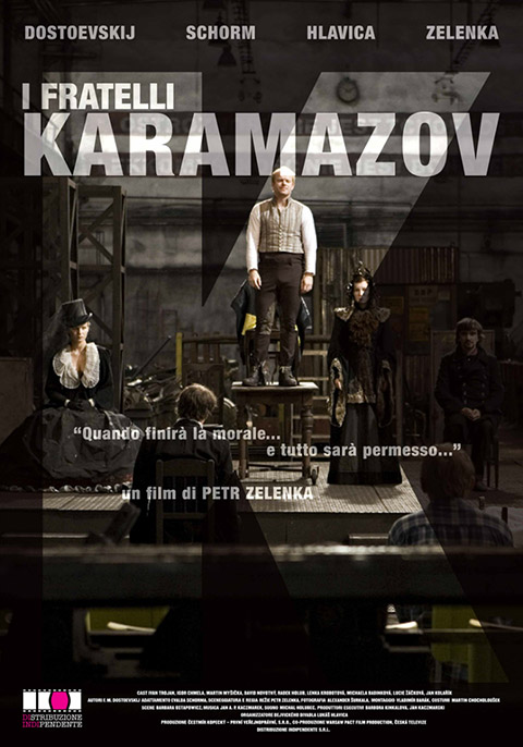 I FRATELLI KARAMAZOV (2008)