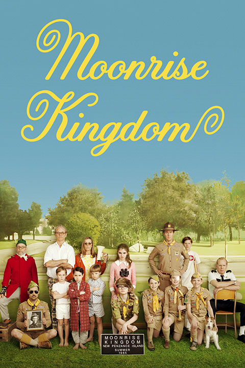 MOONRISE KINGDOM – UNA FUGA D'AMORE (2012)