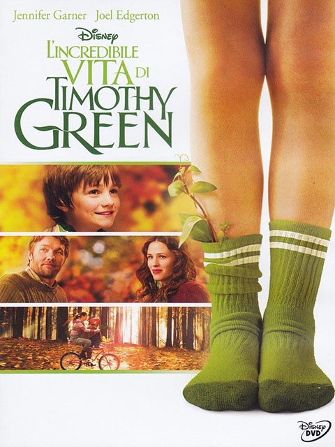 L'INCREDIBILE VITA DI TIMOTHY GREEN (2012)