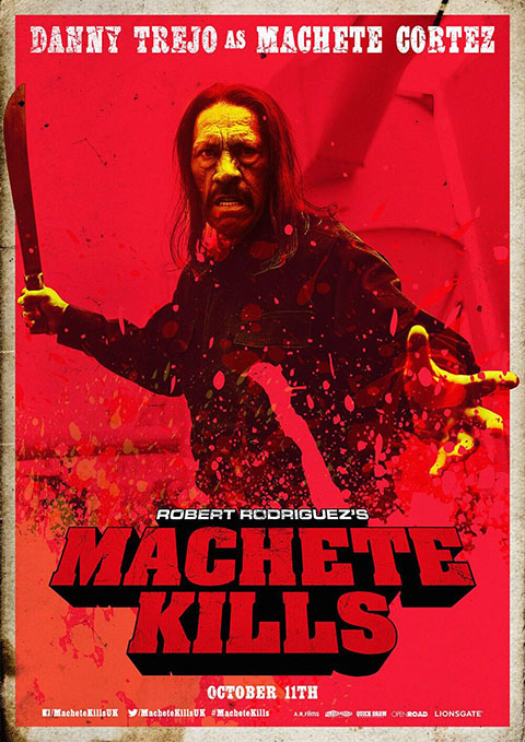 MACHETE KILLS (2013)