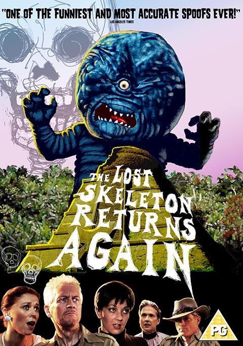 THE LOST SKELETON RETURNS AGAIN (2009)