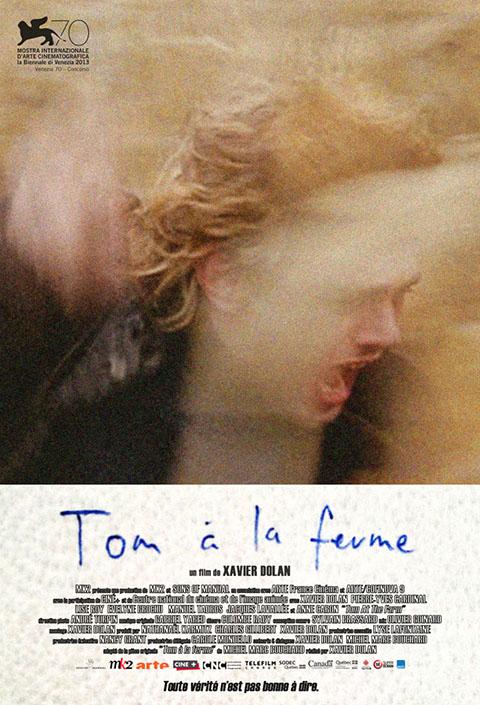 TOM AT THE FARM (2013)
