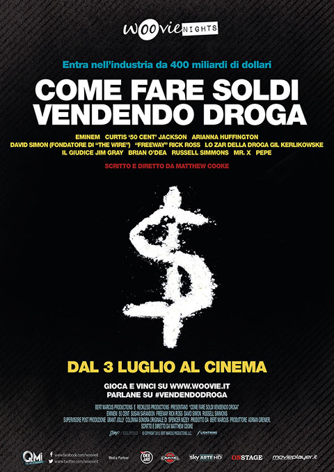 COME FARE SOLDI VENDENDO DROGA (2012)