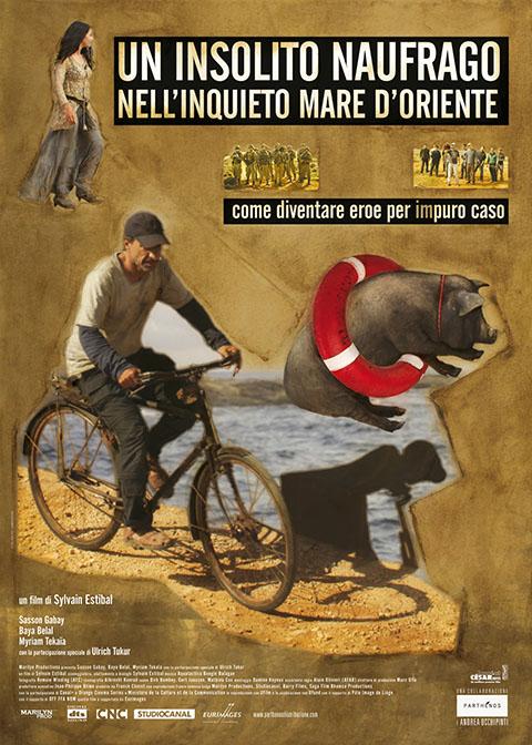 UN INSOLITO NAUFRAGO NELL'INQUIETO MARE D'ORIENTE (2011)