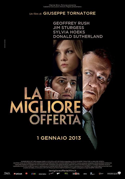 LA MIGLIORE OFFERTA (2013)