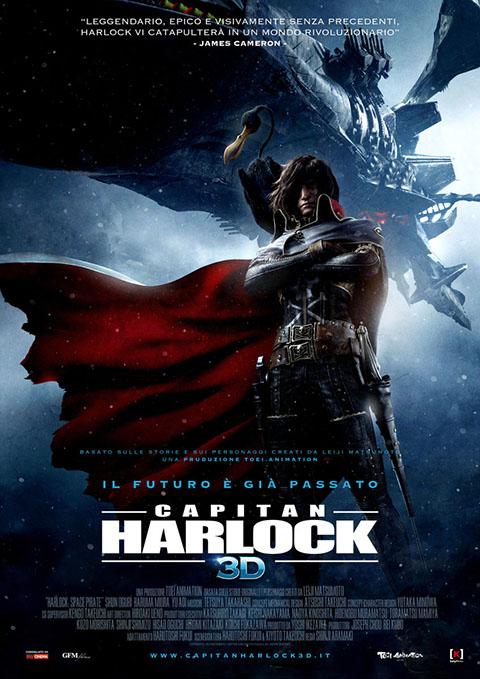 CAPITAN HARLOCK (2013)