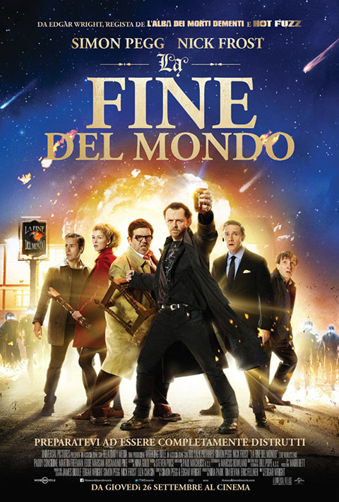 LA FINE DEL MONDO (2013)