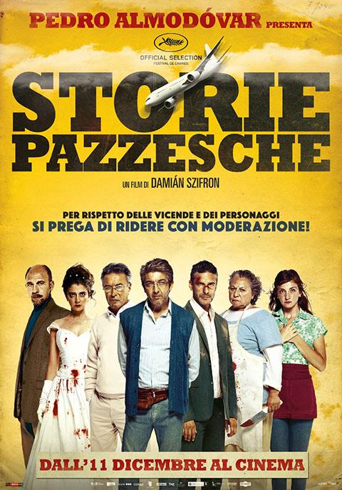 STORIE PAZZESCHE (2014)