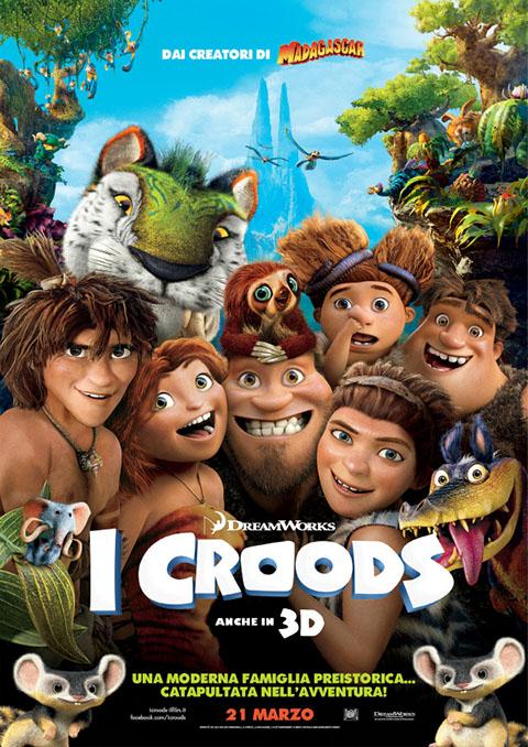 I CROODS (2013)