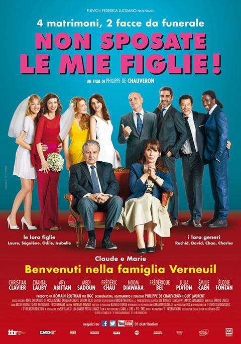 NON SPOSATE LE MIE FIGLIE! (2014)