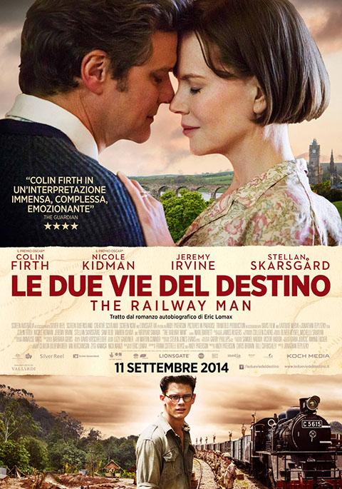 LE DUE VIE DEL DESTINO – THE RAILWAY MAN (2013)
