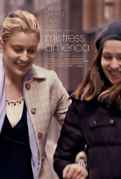 MISTRESS AMERICA (2015)