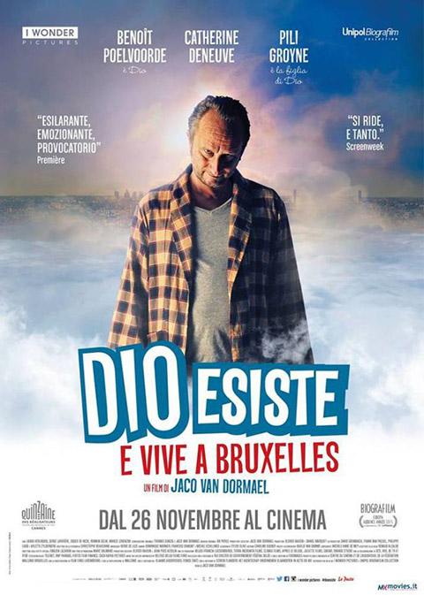 DIO ESISTE E VIVE A BRUXELLES (2015)