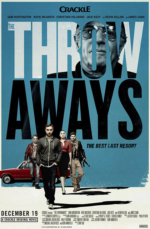 THE THROWAWAYS (2015)