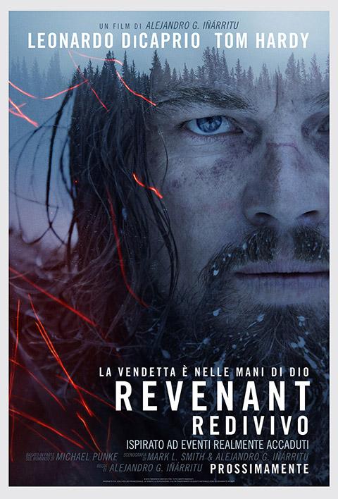REVENANT – REDIVIVO (2015)