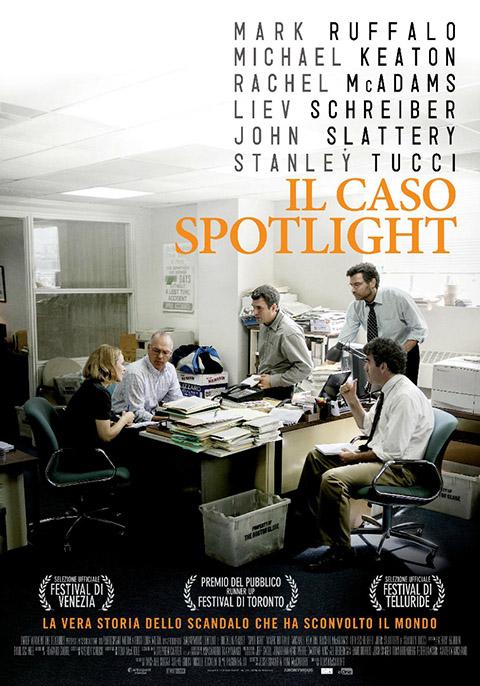 IL CASO SPOTLIGHT (2015)