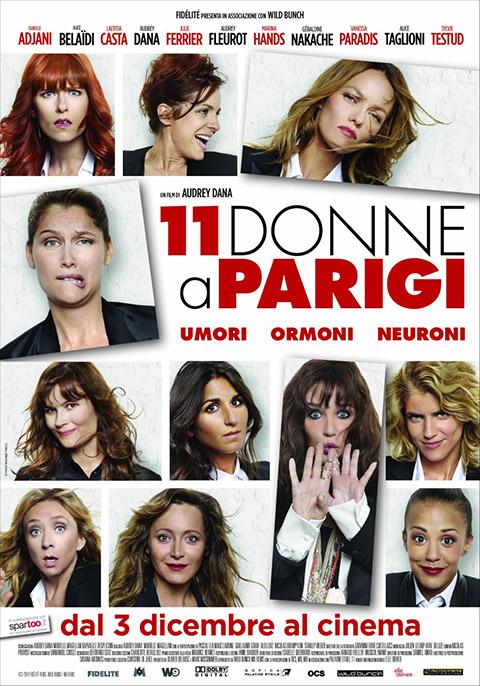 11 DONNE A PARIGI (2014)