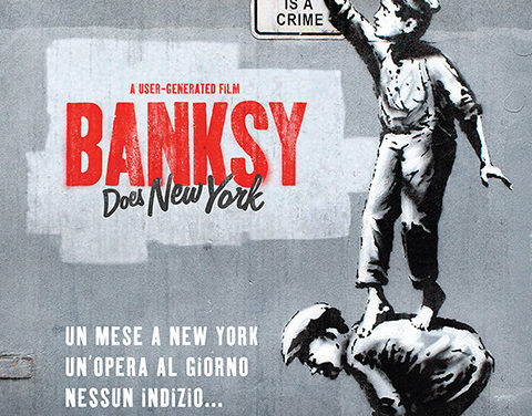 BANKSY DOES NEW YORK (2014)