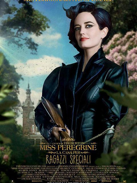 MISS PEREGRINE – LA CASA DEI RAGAZZI SPECIALI (2016)