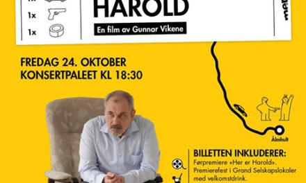 HERE IS HAROLD (2014)