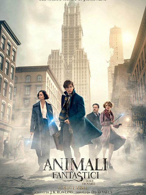 ANIMALI FANTASTICI E DOVE TROVARLI (2016)