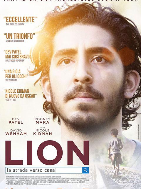 LION: LA STRADA VERSO CASA (2016)