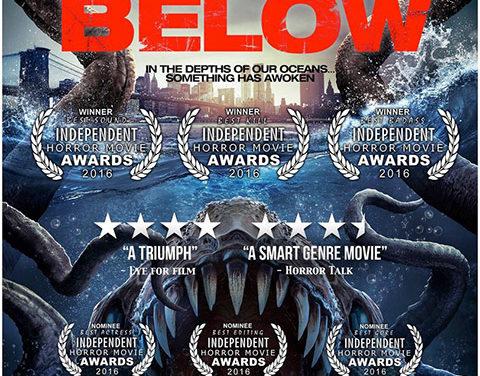 THE CREATURE BELOW (2016)