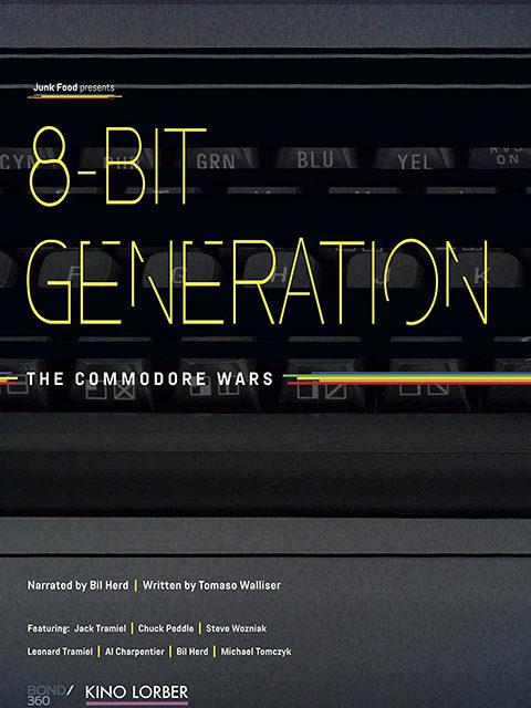 8 BIT GENERATION: THE COMMODORE WARS (2016)