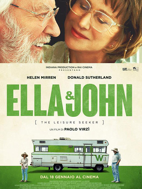 ELLA & JOHN – THE LEISURE SEEKER (2017)