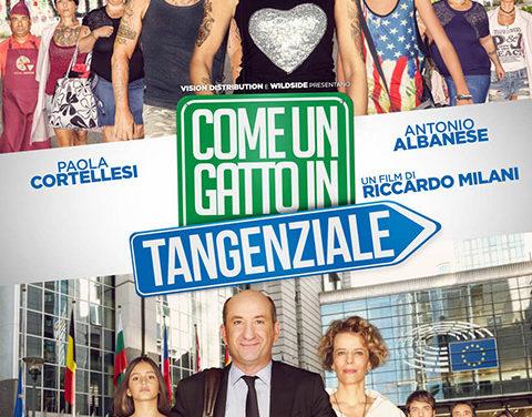 COME UN GATTO IN TANGENZIALE (2018)